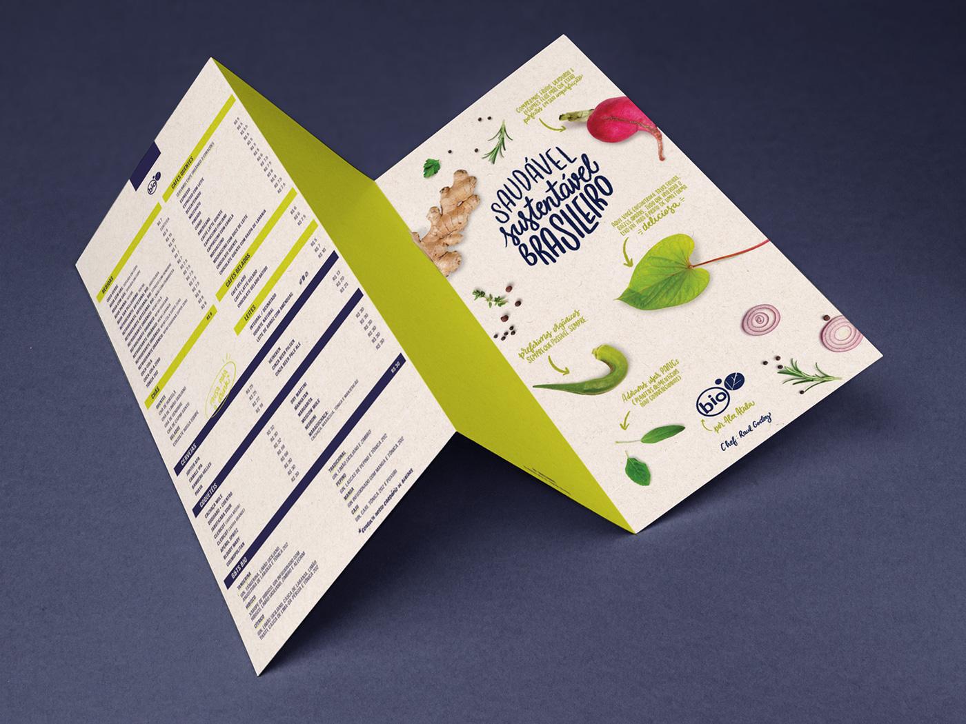 bio alex atala cardápio menu restaurante organico pancs sustentável saudável brasileiro