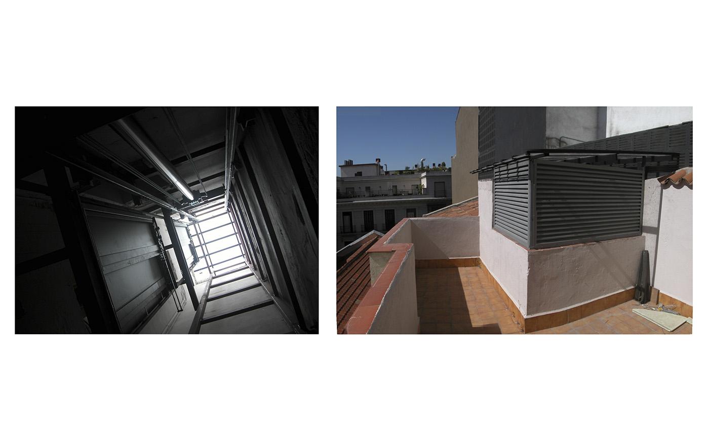 restoration gran via curch oratory project managment Site Architect