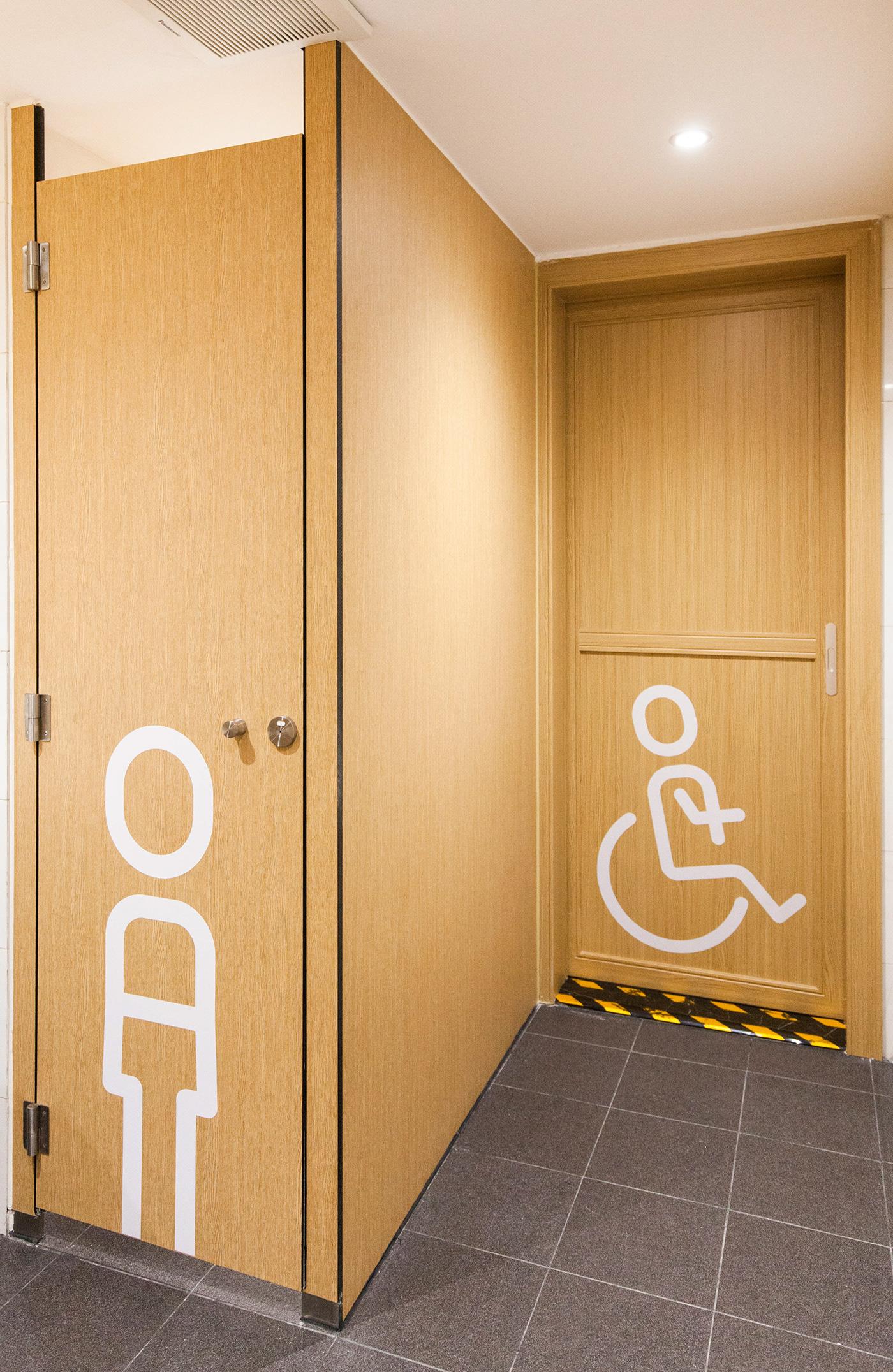 Image may contain: floor, door and building