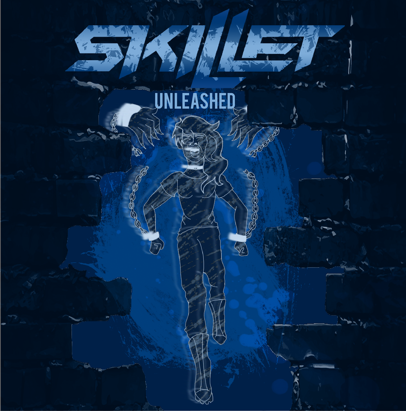 Skillet Unleashed  Cheap In This Moment With Skillet
