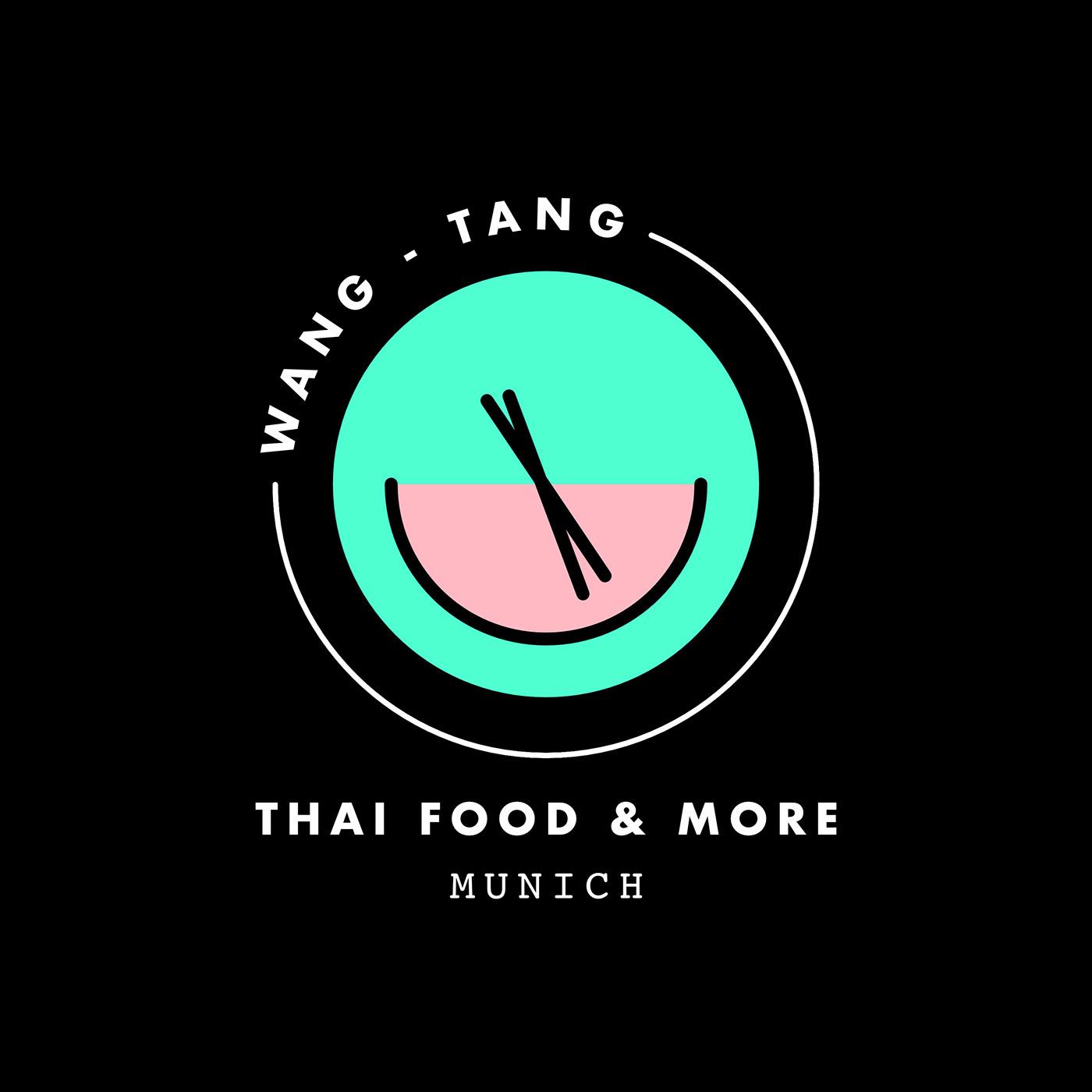 有美感的46個餐廳logo欣賞