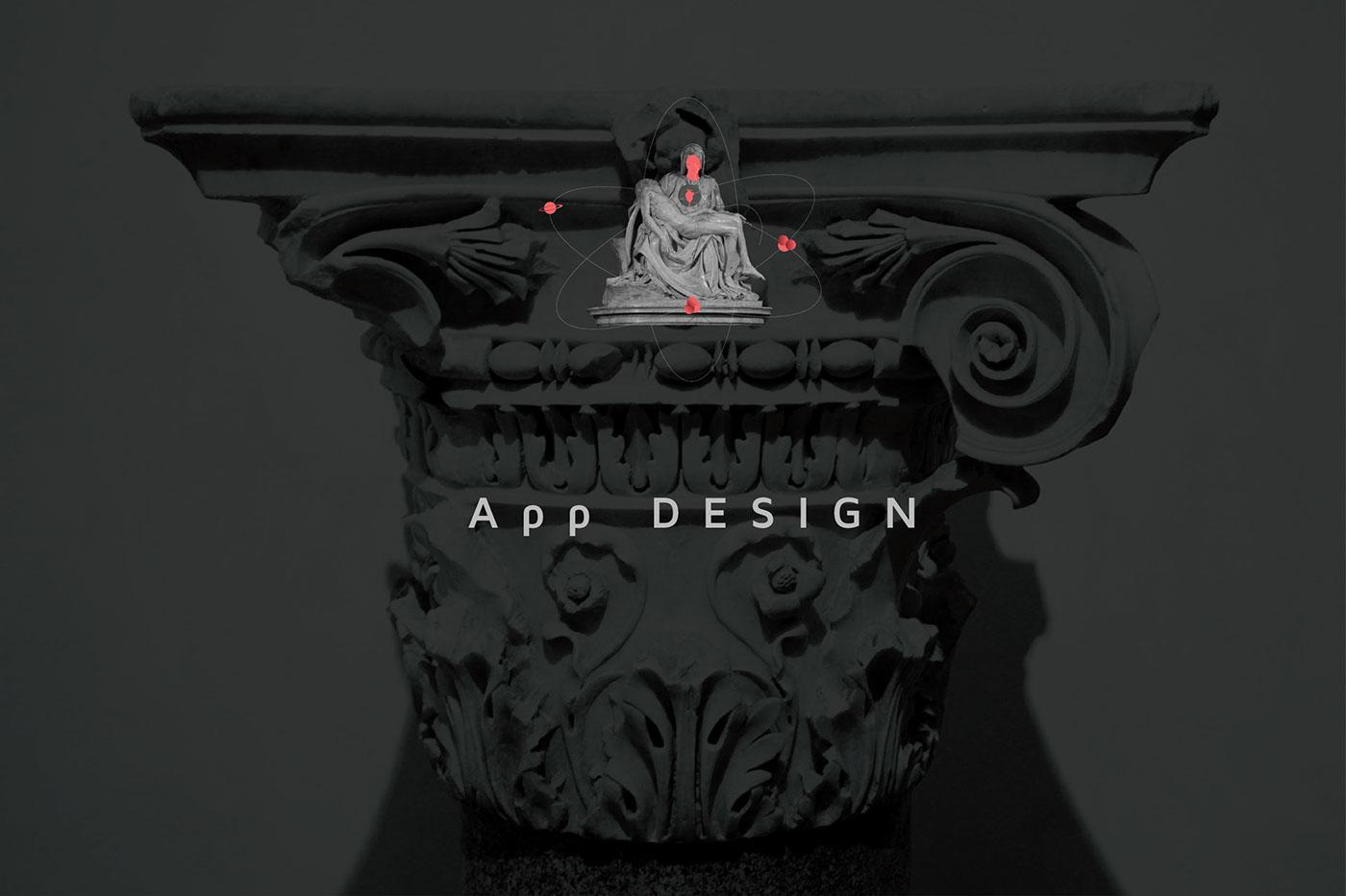 app app design ux UI