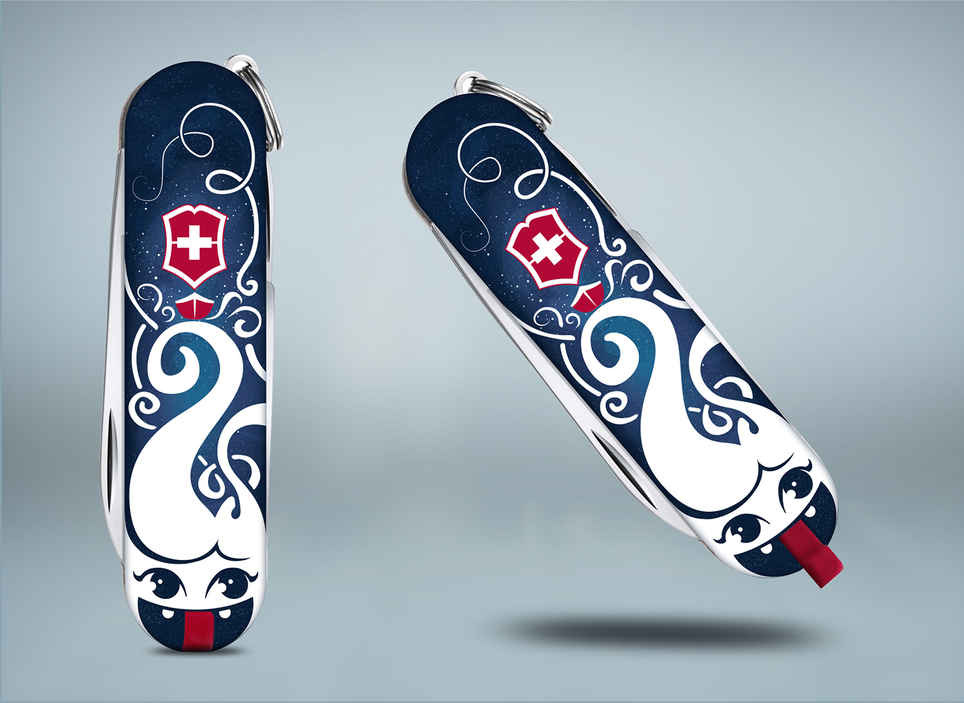 Victorinox Swiss Army Knives On Behance