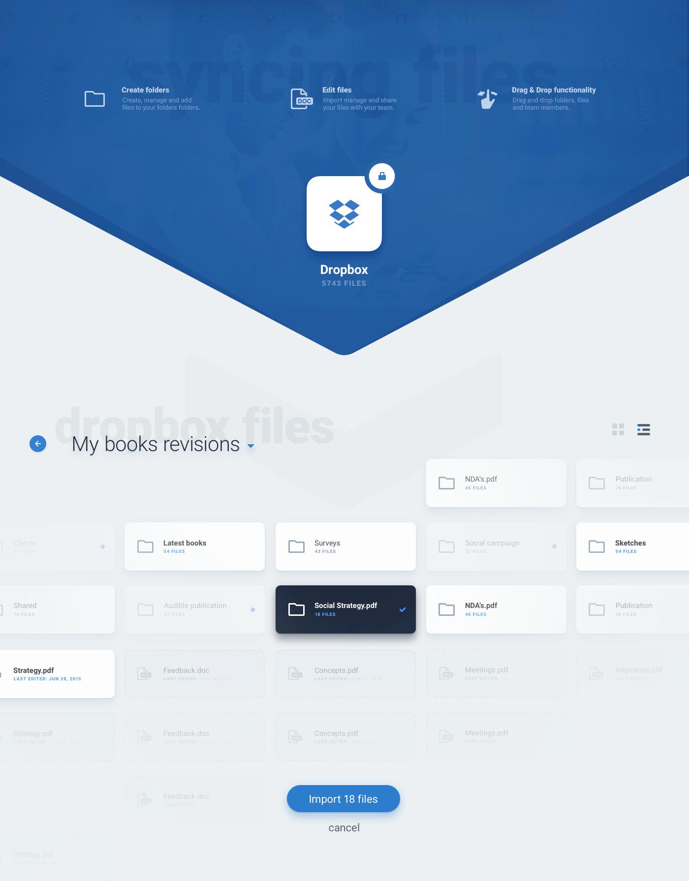 UI ux Platfrom design Interface freebie Application Design Web Design  ios kit