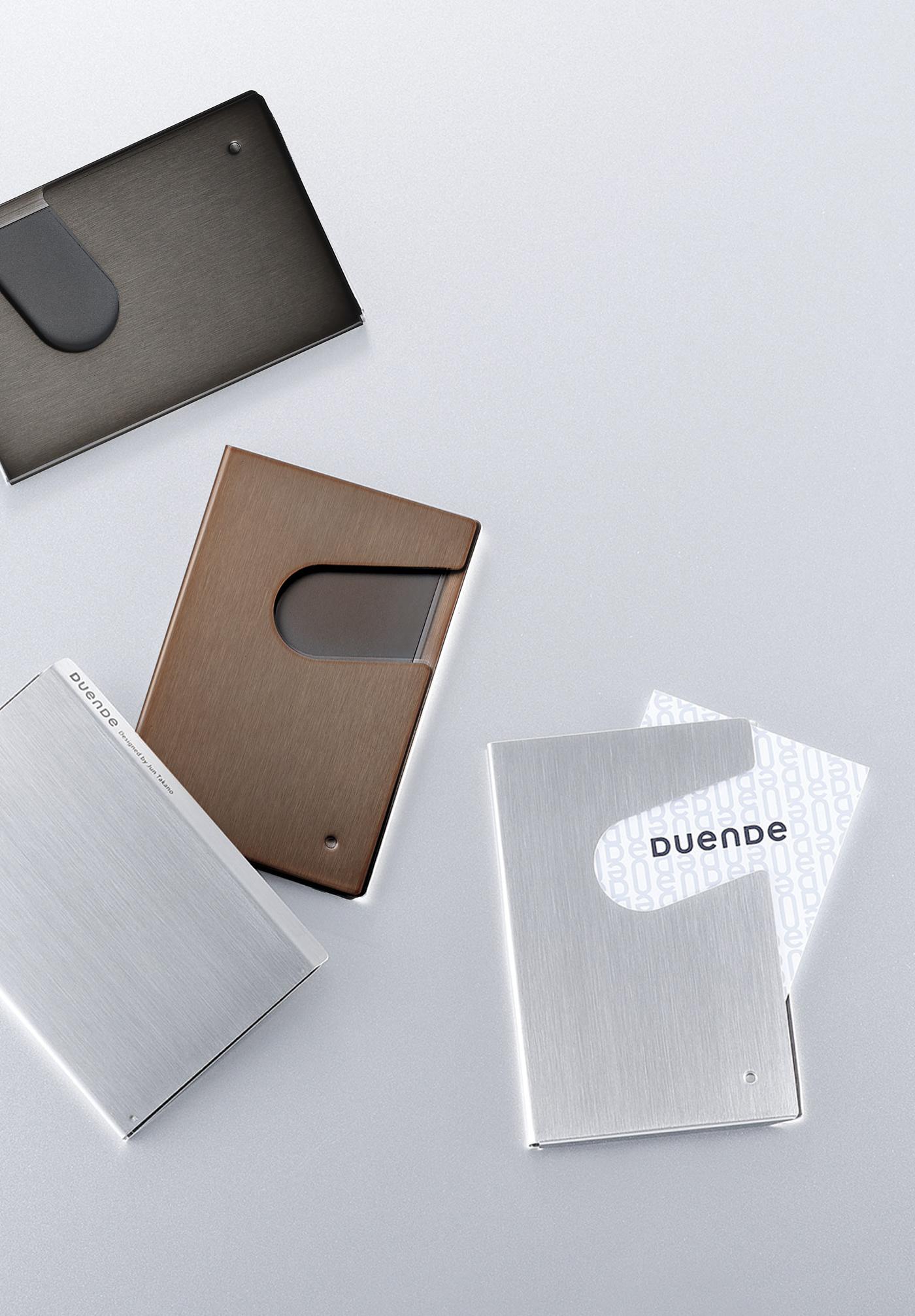 有設計感的16張名片盒推薦欣賞