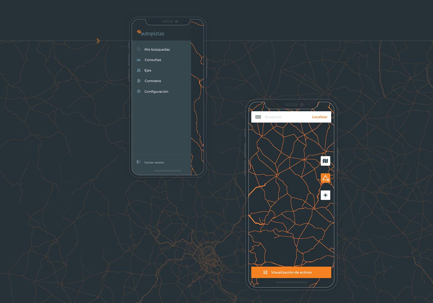 Image may contain: screenshot and map