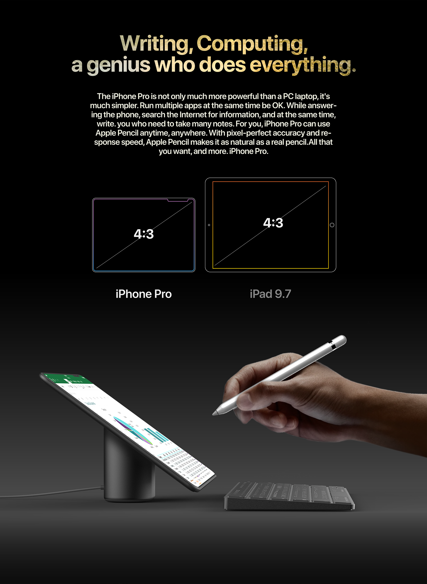 iphone flexible smartphone concept apple Foldable design future generation Performance