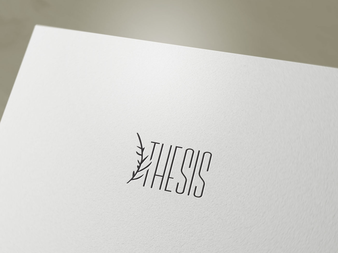 thesis beauty on behance