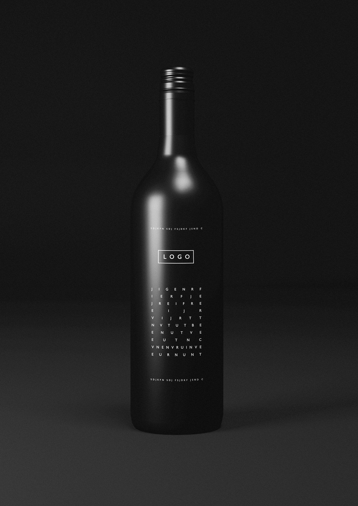 優質的29 套酒瓶包裝設計欣賞