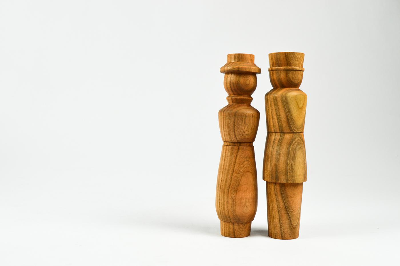 Wood I On Behance