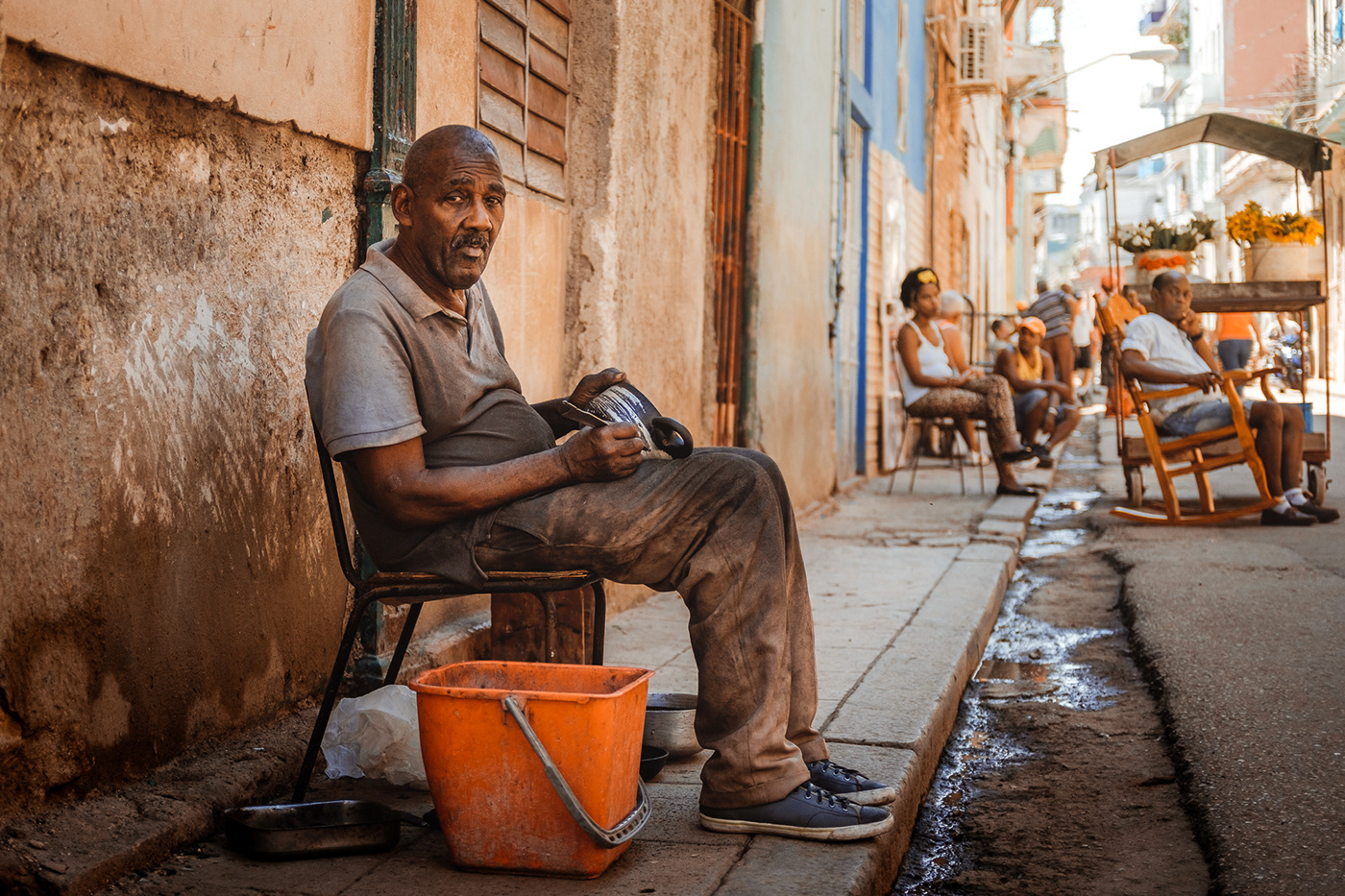 color cuba Documentry Havanna Island people Street street photography streetlife