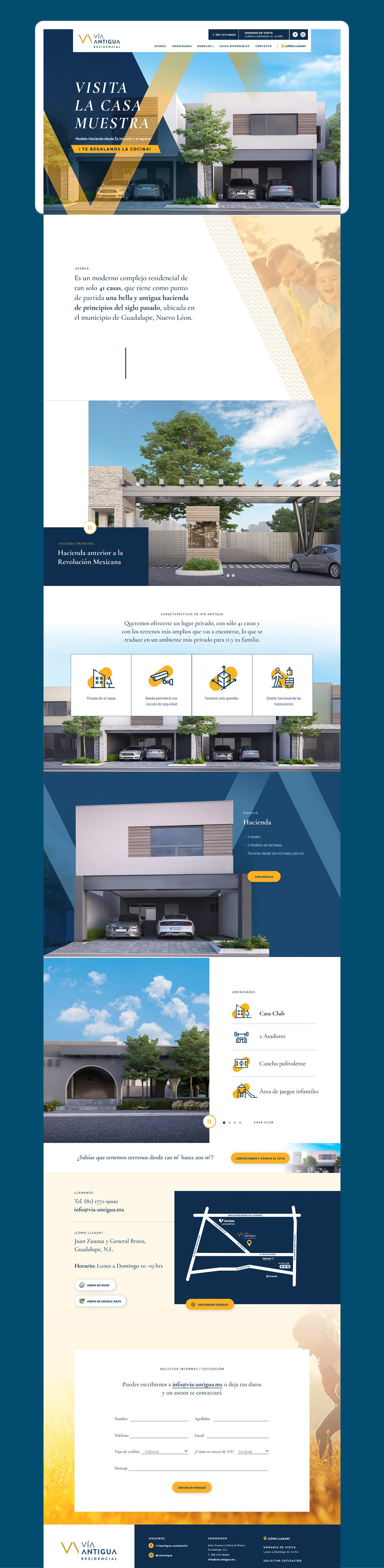 branding  inmobiliario Residencial
