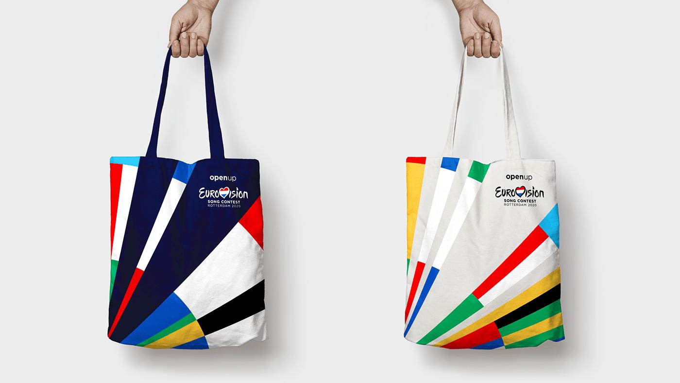 Eurovision 2020 bags