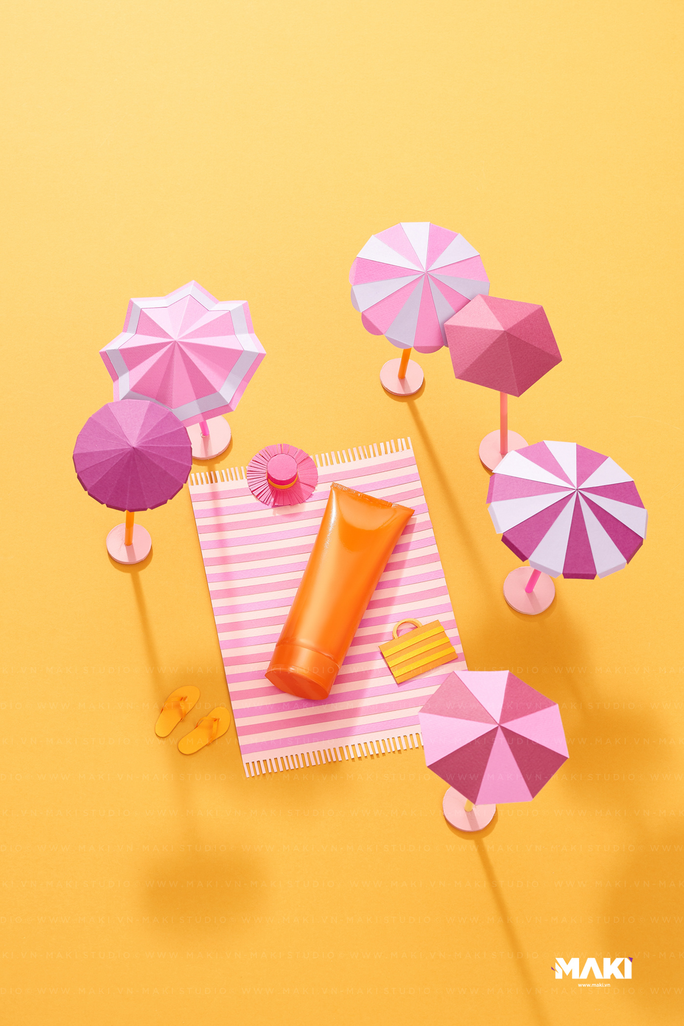 Image may contain: umbrella