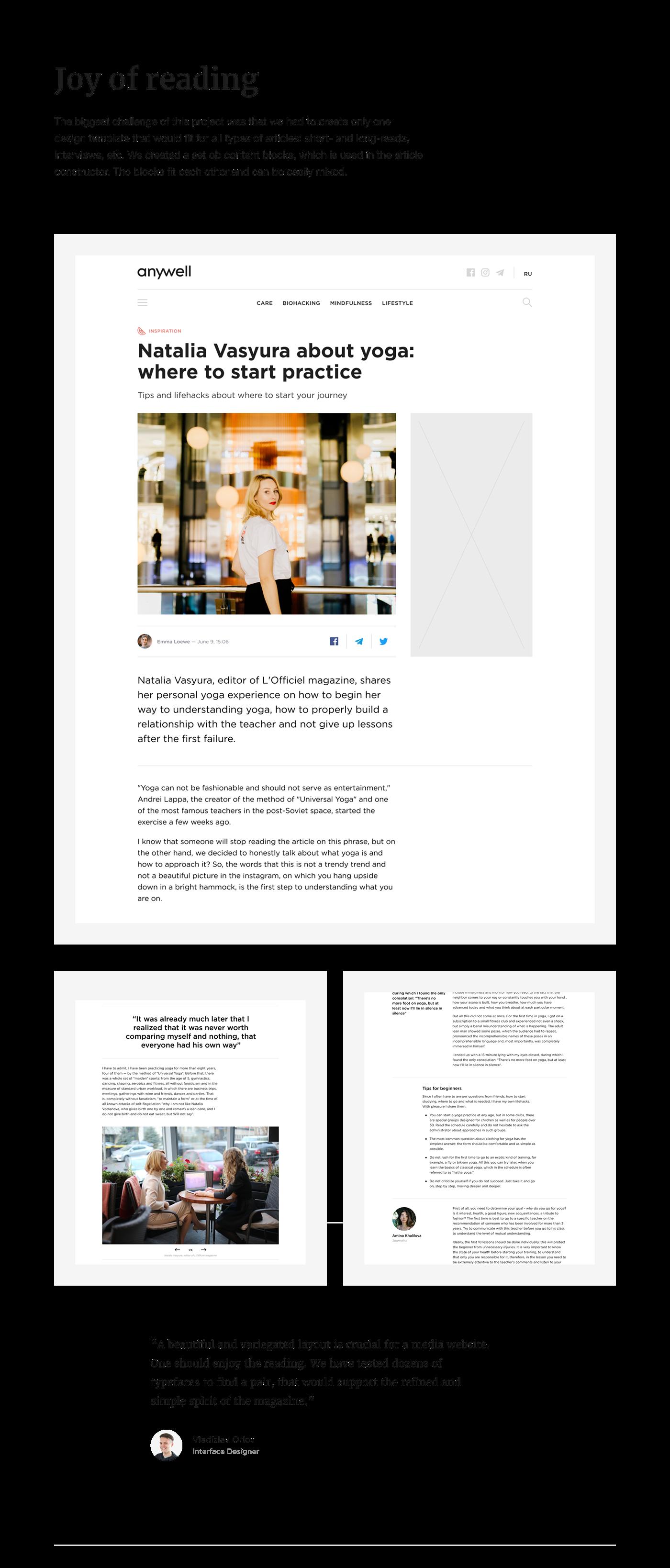 media magazine fitness Health beauty Blog Wellness cosmetics wellbeing Fashion