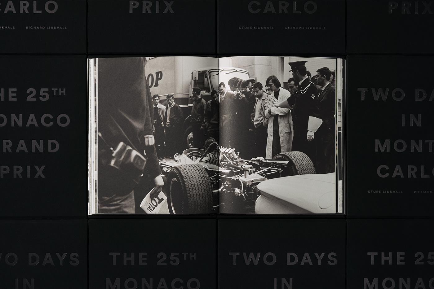 60s book Cars design Formula 1 GRAND PRIX Monaco monte carlo Racing sport