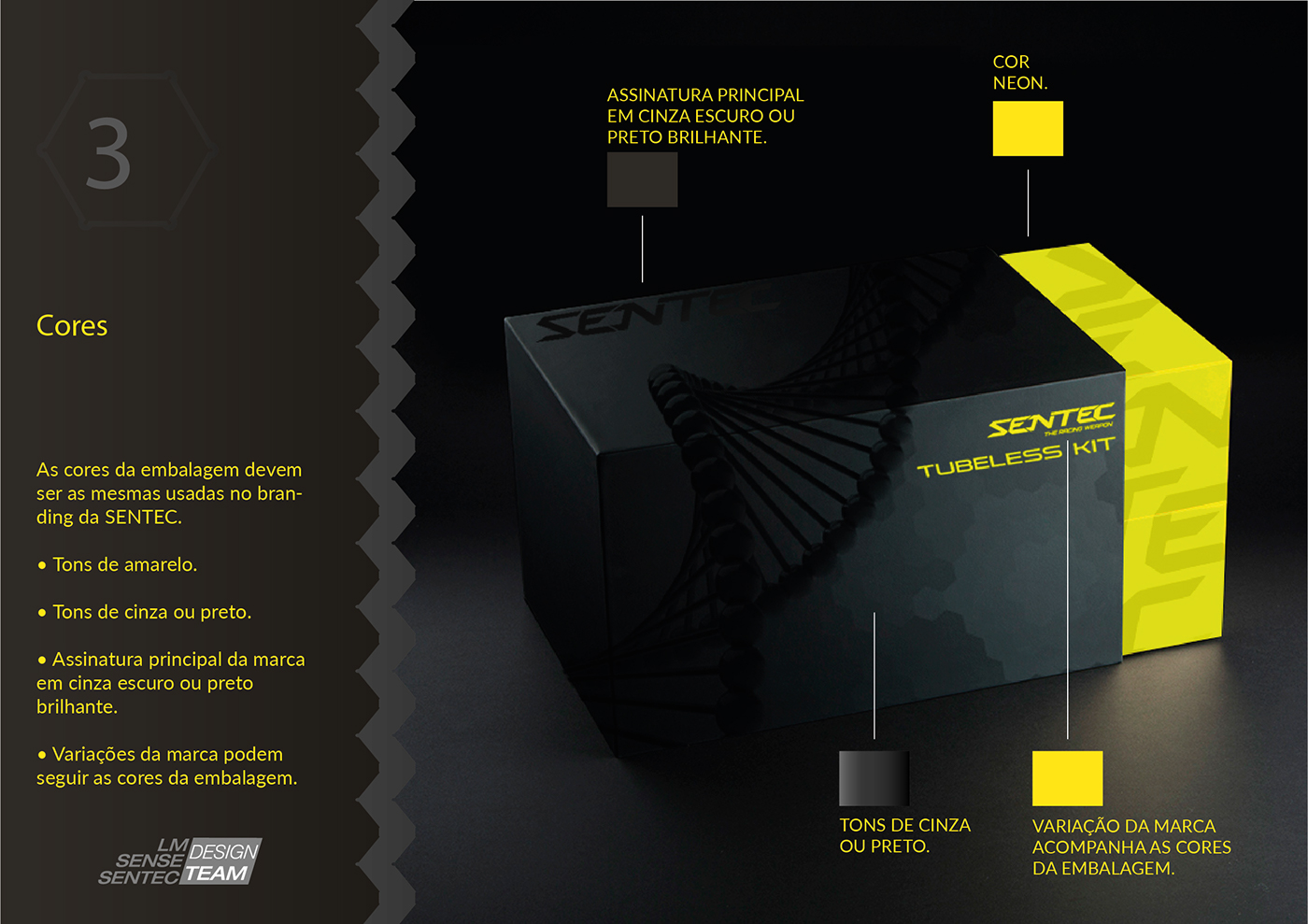 SENTEC identity embalagem Gabriel Delfino Delfino Design packaged packing Caixa cycle Bicycle Components