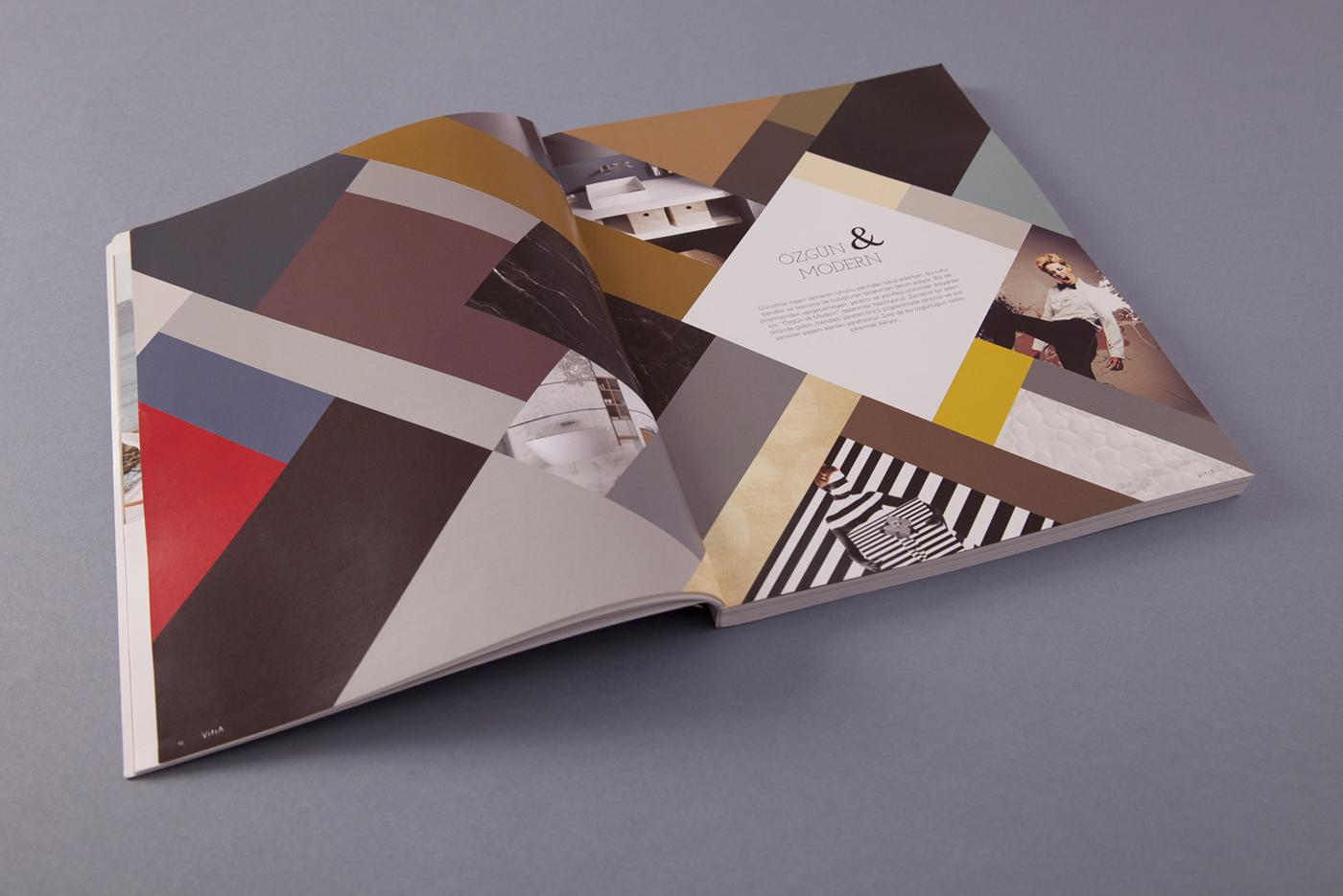VitrA Bathroom/Tiles catalogue 2016 on Behance