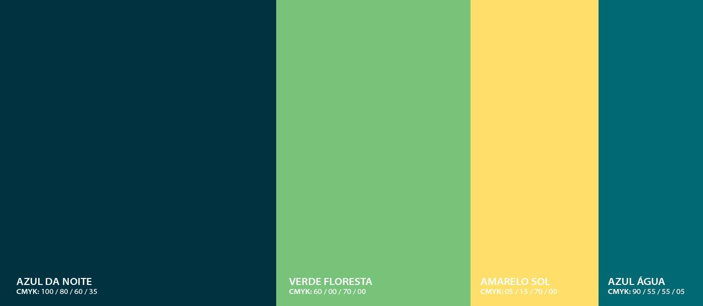 box criação design gráfico Livro Livro da selva selva