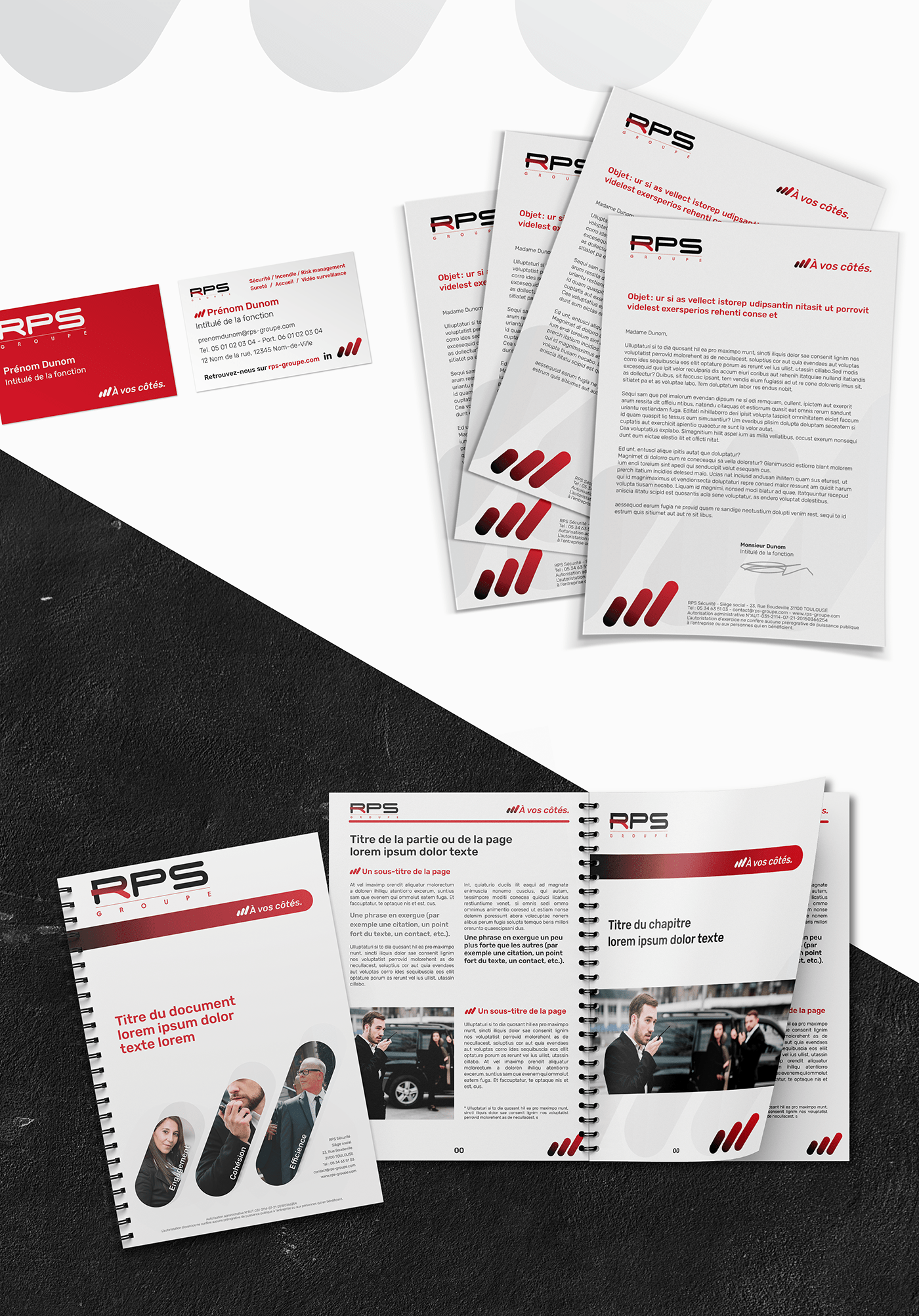 brand design graphism identity print YP