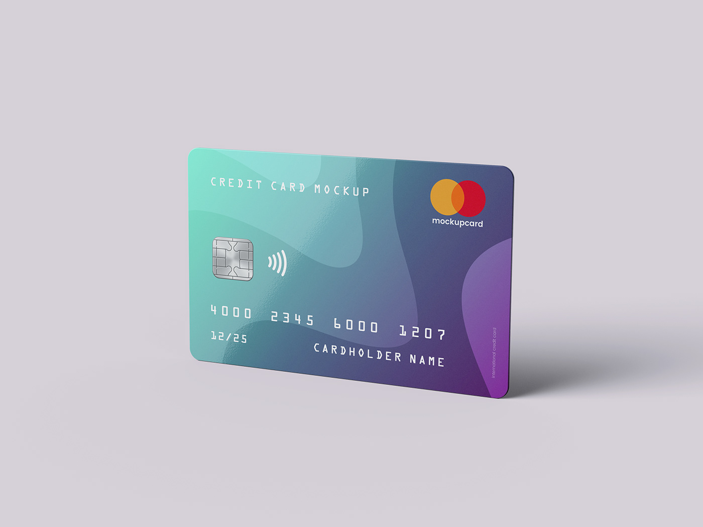 Credit Card Membership Card Mockup On Behance
