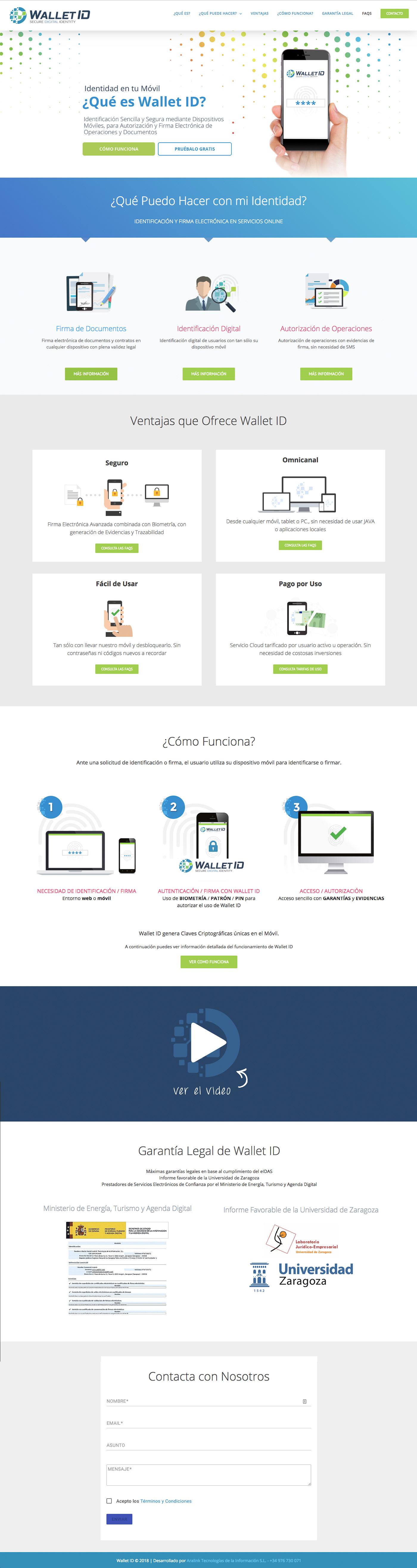 Diseño web infografias UX / UI web corporativa web promocional wordpress