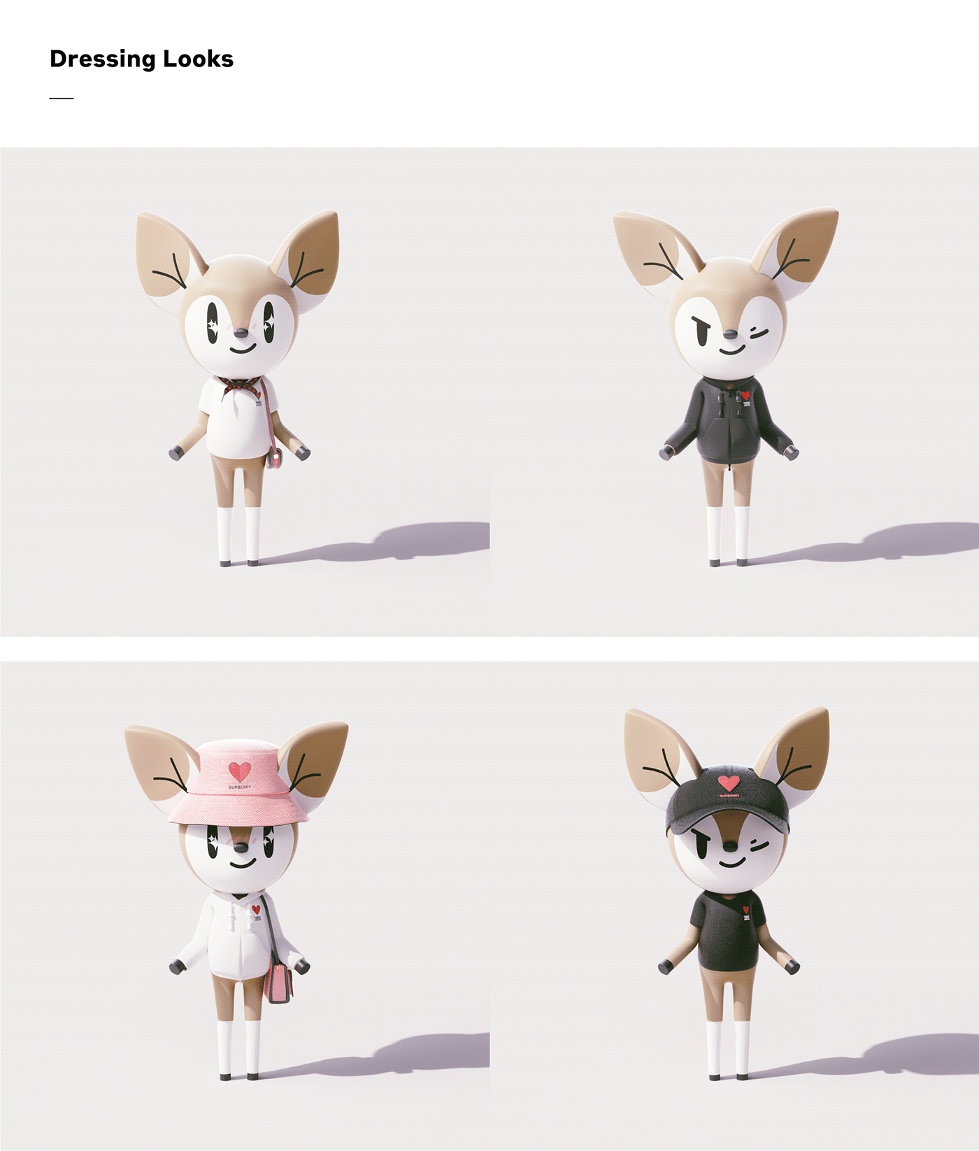 3D after effects artwork c4d Character cinema 4d cute modeling motion photoshop