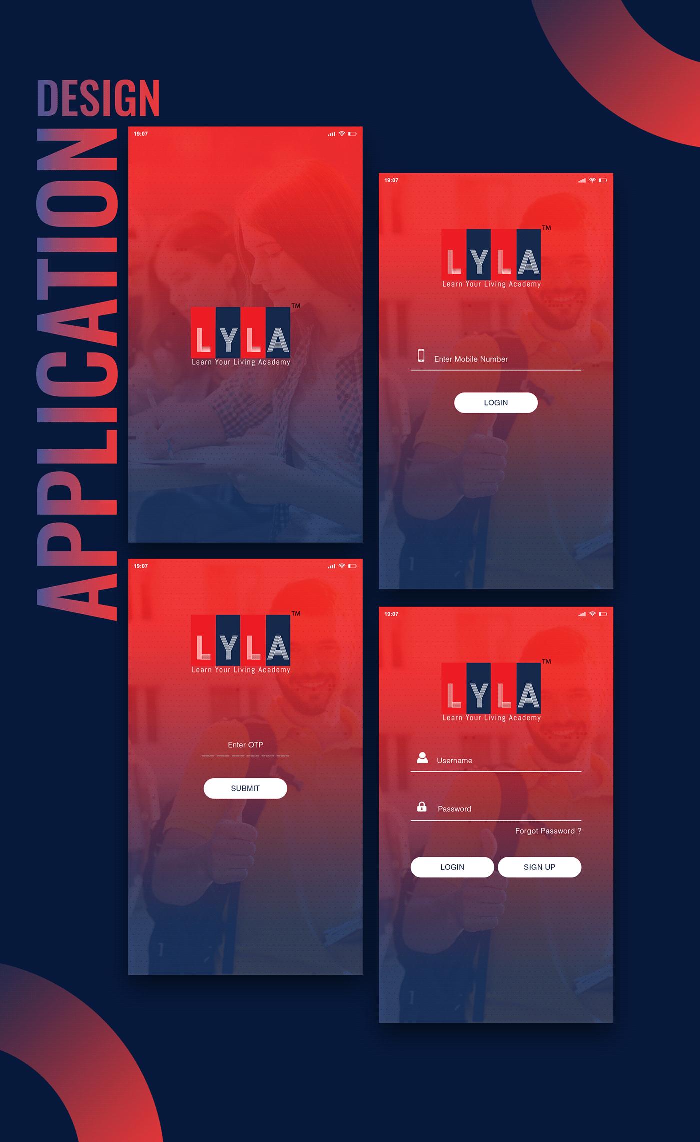 Appdesign cretiveappdesign uiux Webdesign