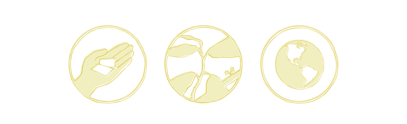 branding  cacao chocolate ILLUSTRATION  label design luxury minimalist organic Packaging Sustainable