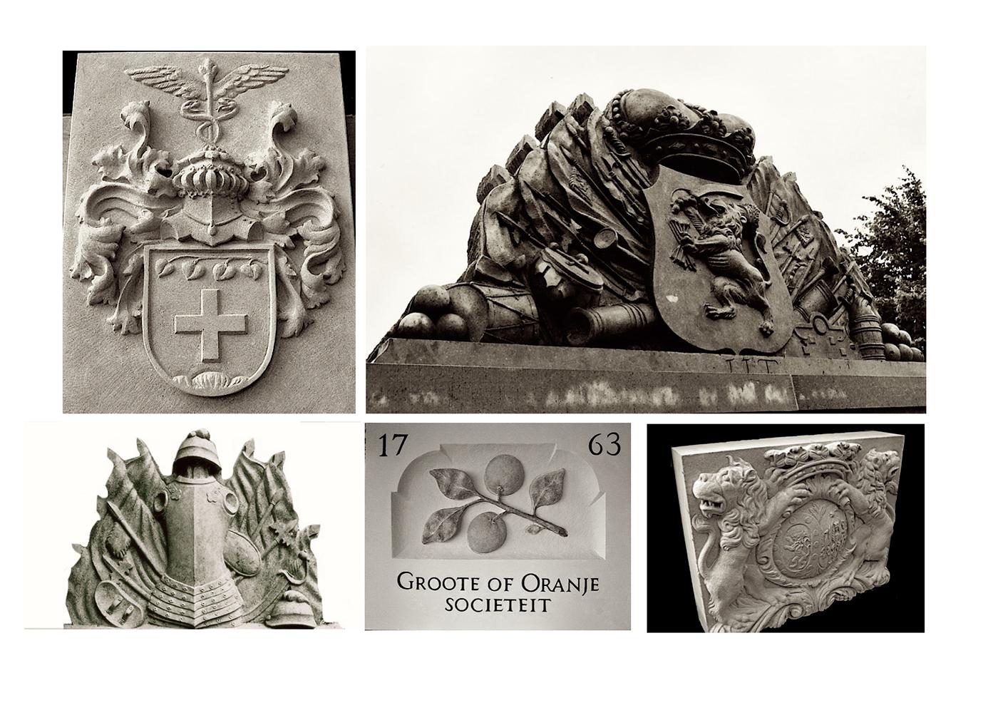beeldhouwwerk restauratie gevelstenen