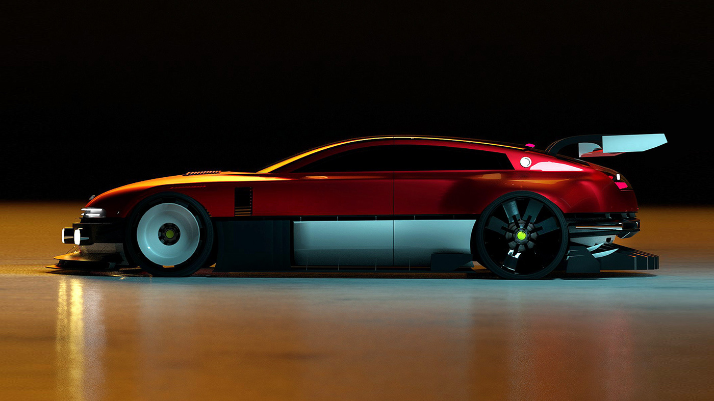 Image may contain: wheel, car and land vehicle