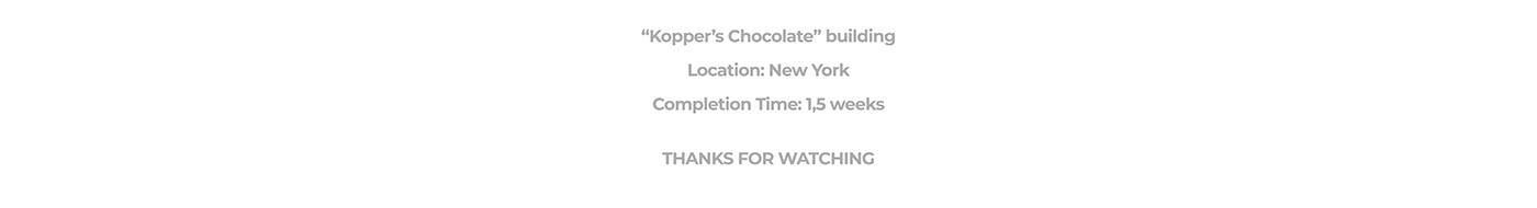 architecture 3dsmax coronarenderer CG newyork city Render archviz visualization