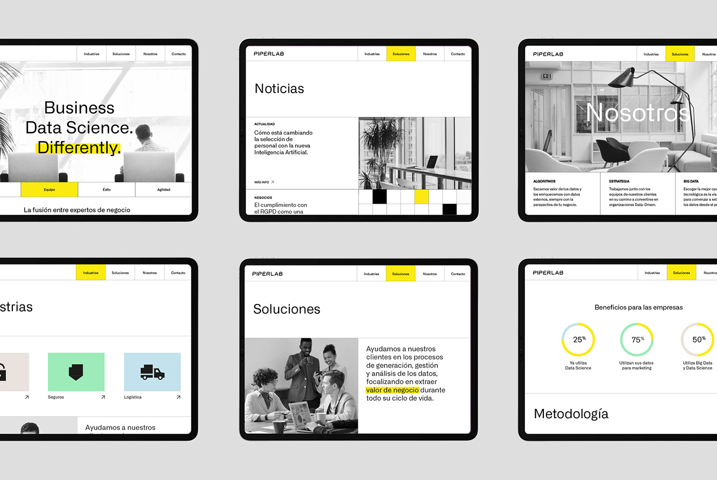 brand branding  business Data science