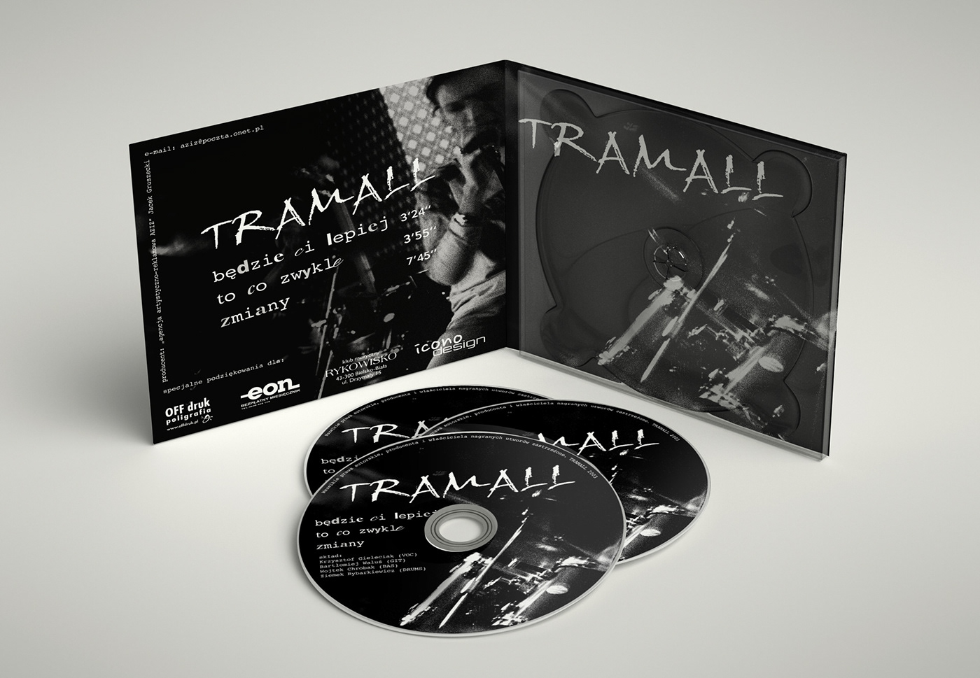 cd design projekt graficzny photo
