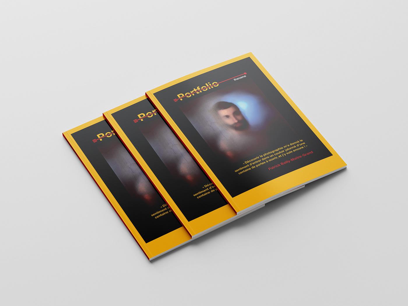 graphisme photographe exposition affiche portfolio carte postale livret