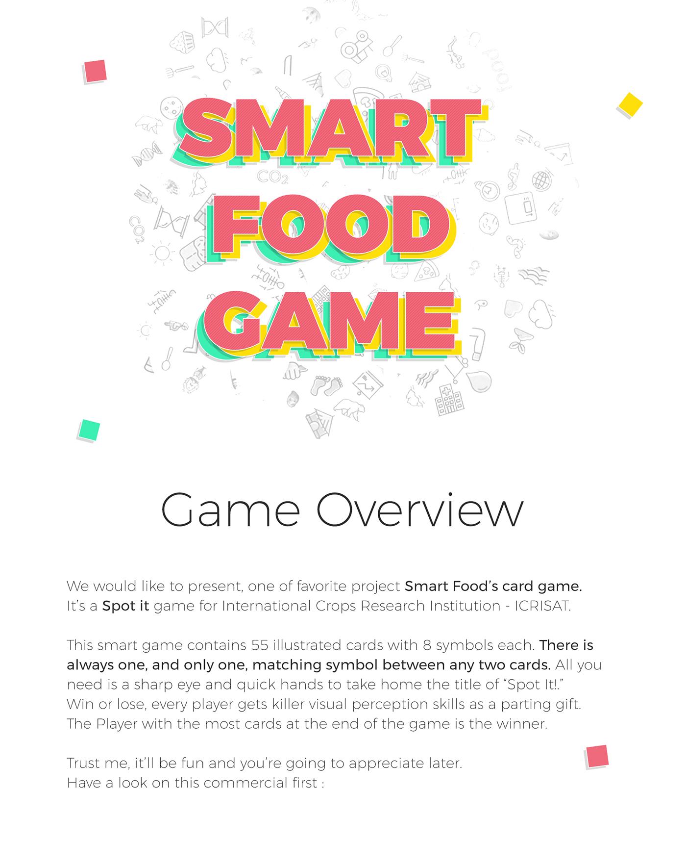 smart food cards game whatastory top branding videos