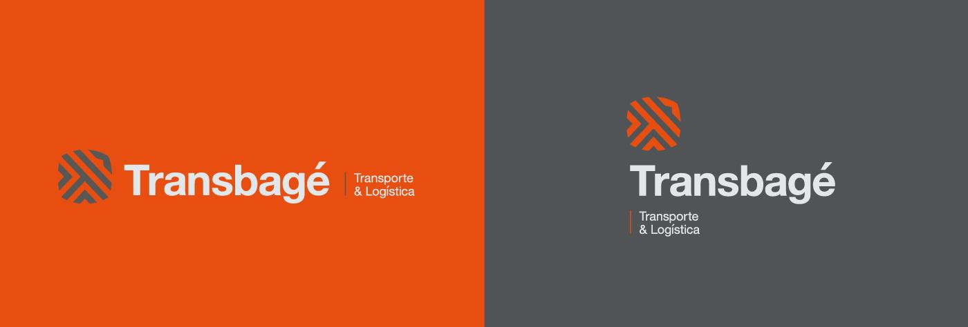 brand Transport South America america do sul visual identity foz do iguaçu logistic triple frontier argentina paraguay
