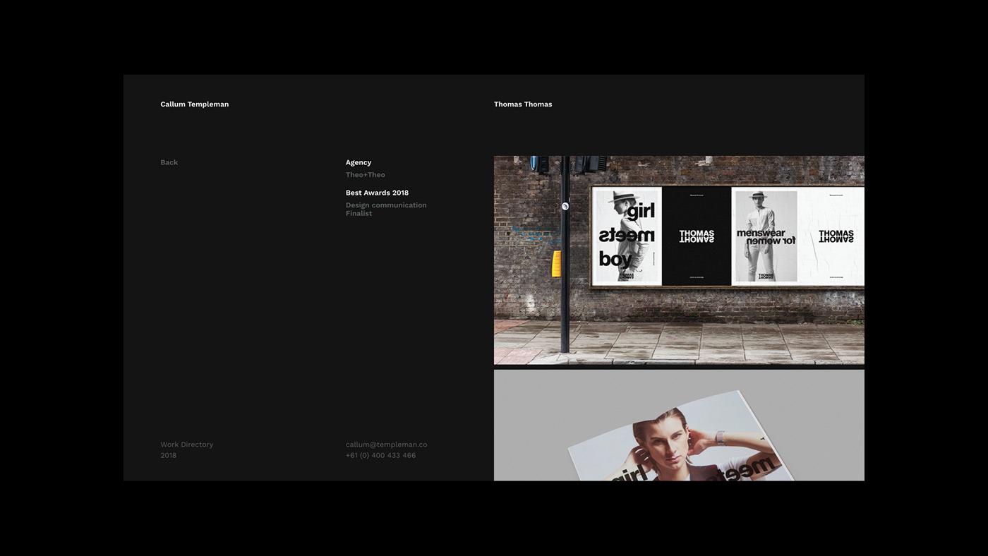 portfolio Web Design  design graphic design  ui design identity code branding