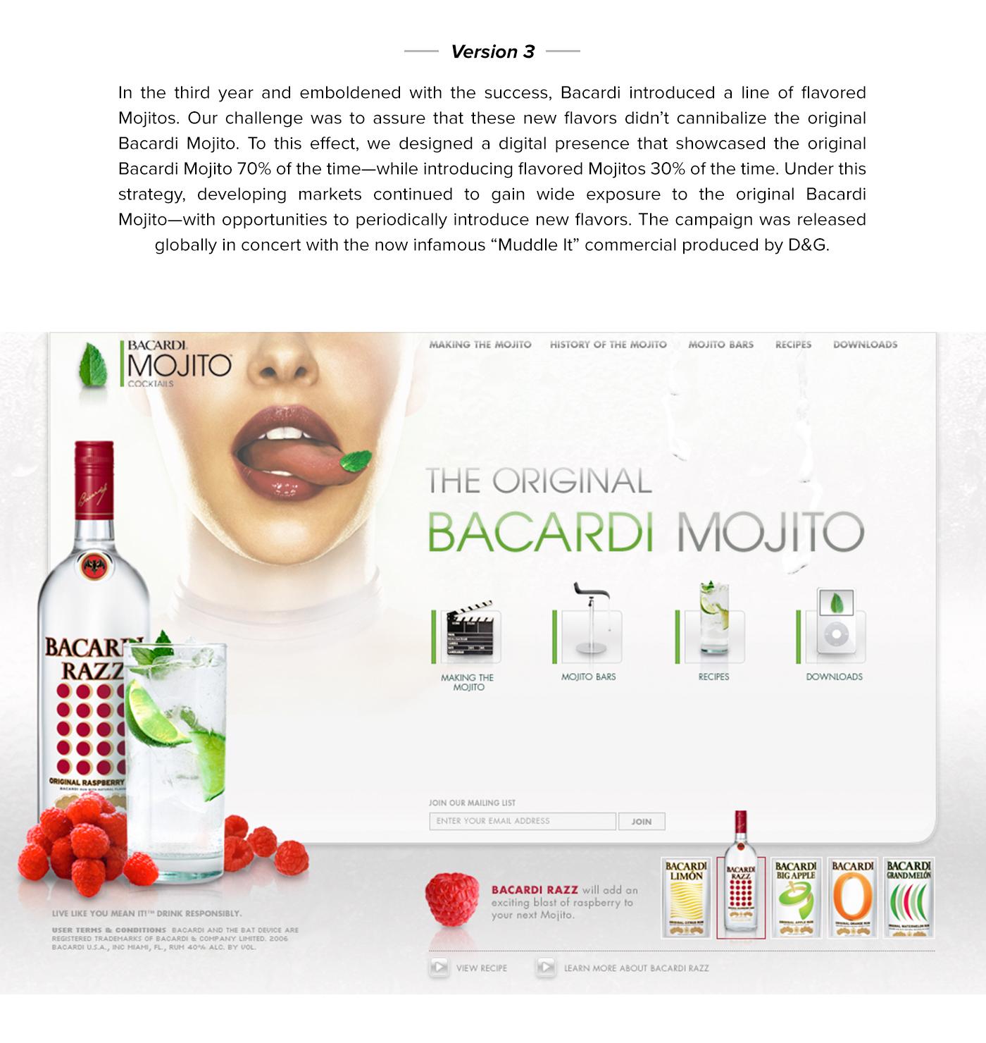 bacardi mojito Bacardi Mojito Rum cocktails