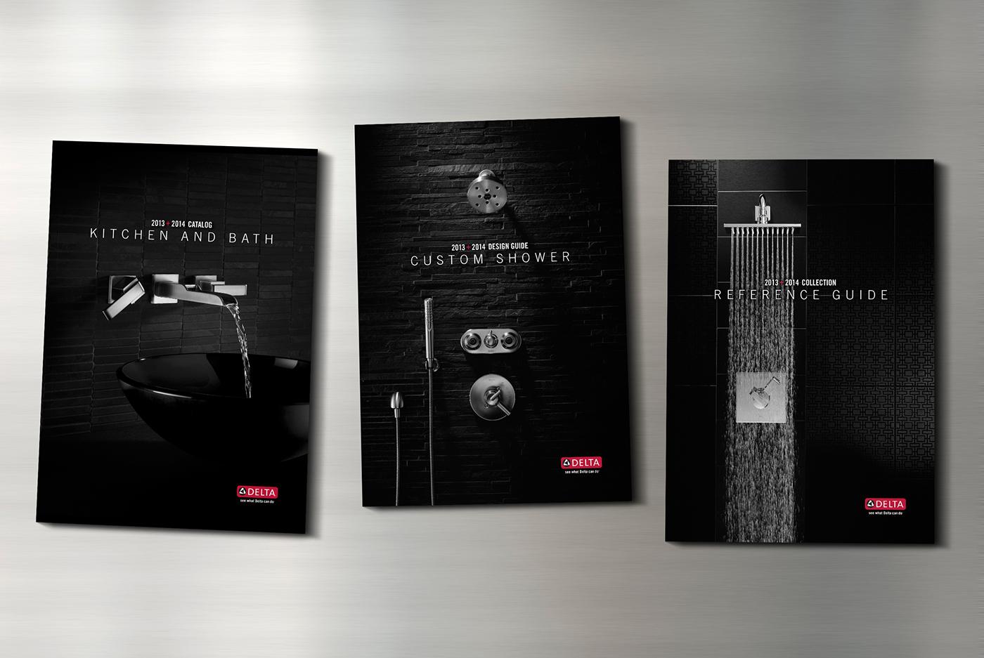Delta® Faucet Company 2013+2014 Full-Line Catalog on Behance