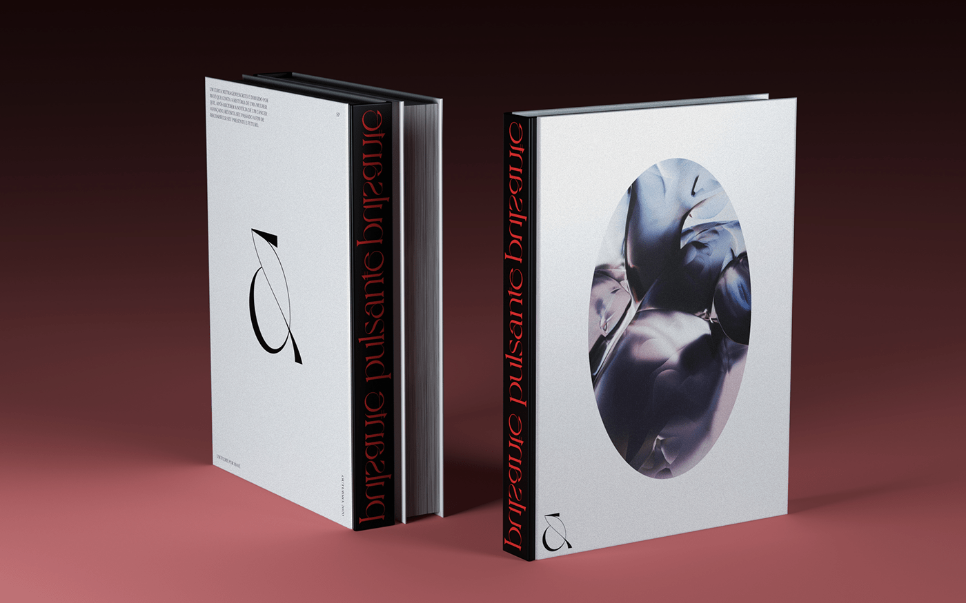3D art direction  book branding  c4d editorial graphic design  ILLUSTRATION  typography