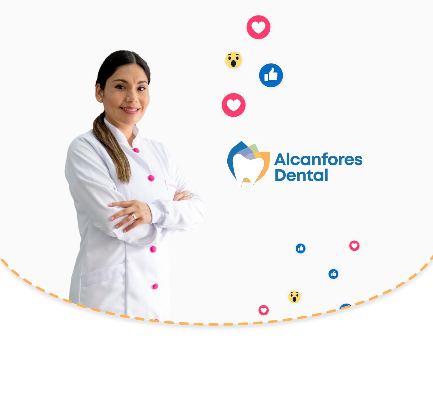 ads brand dental dentist facebook social media