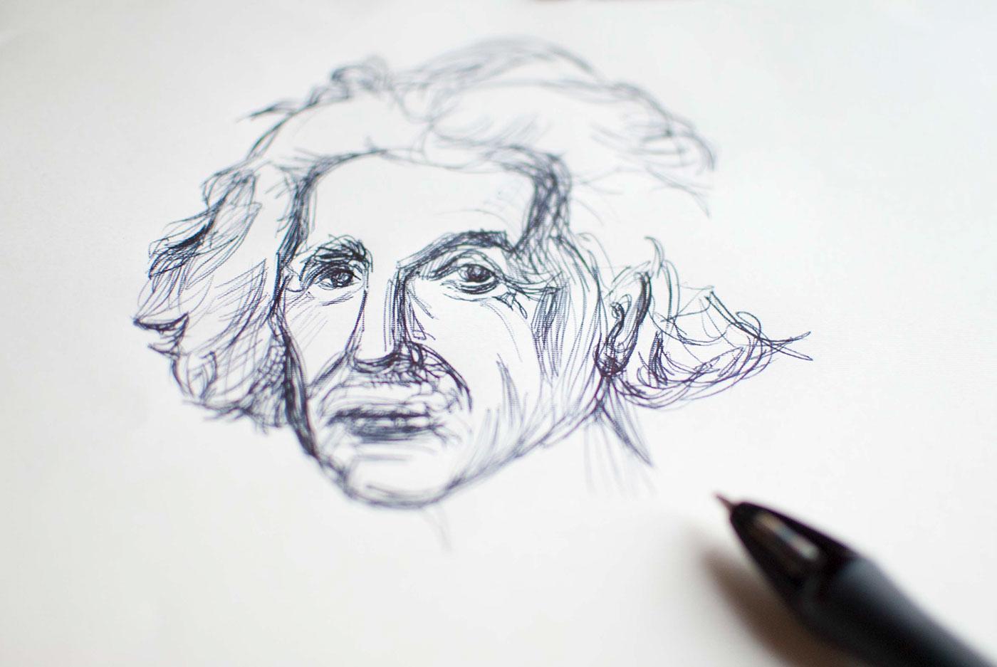 информация эйнштейн альберт постер признается