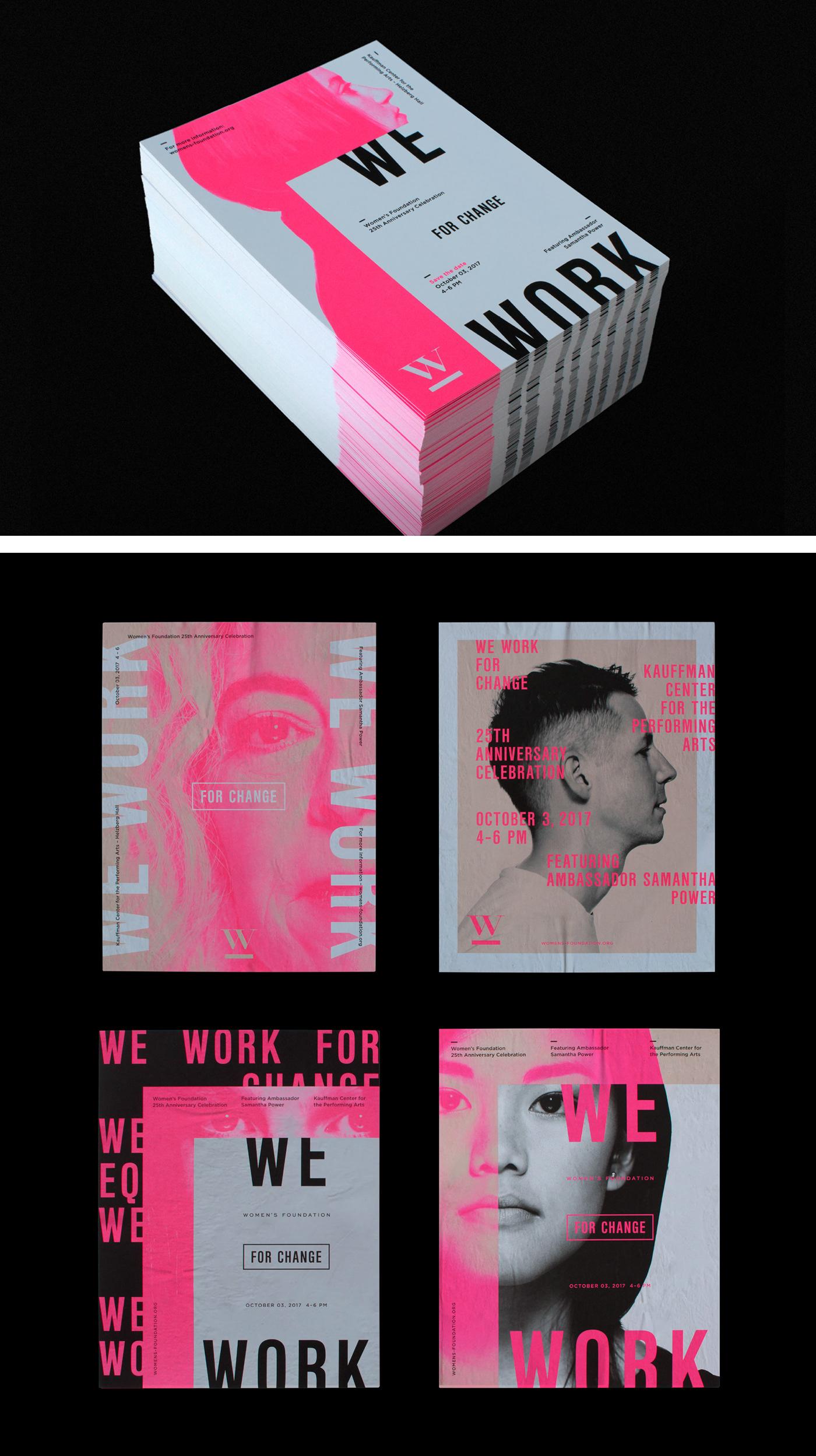 graphic design  editorial design  Layout neon ink typography   Advertising  print design  guerrilla-marketing campaign