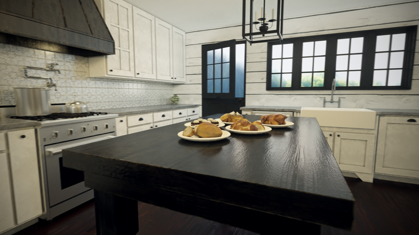 fixer upper season 3 arch viz on behance. Black Bedroom Furniture Sets. Home Design Ideas