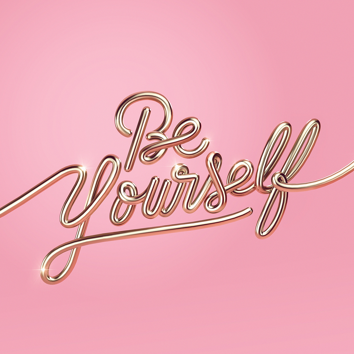 lettering 3D photoshop typography   Maney imagination motivational cinema 4d maney recent