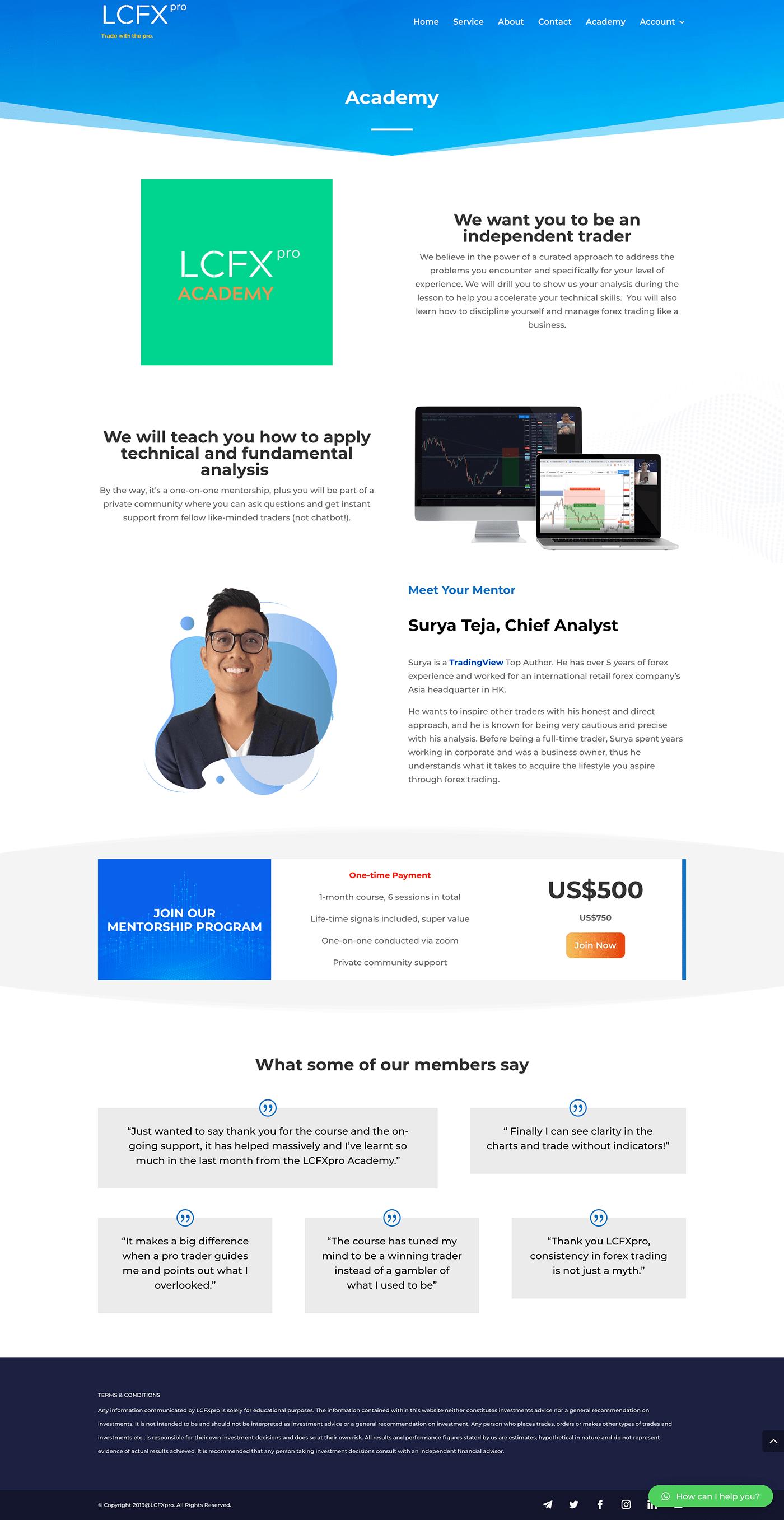 Web Design  web development  ui ux wordpress branding  trading Forex