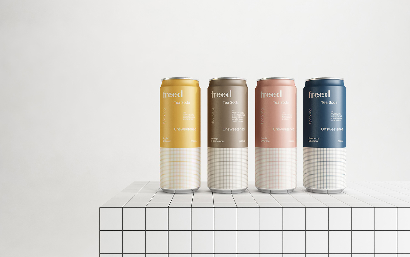 can Freed Melbourne NZ organic Packaging soda tea trend queenstown