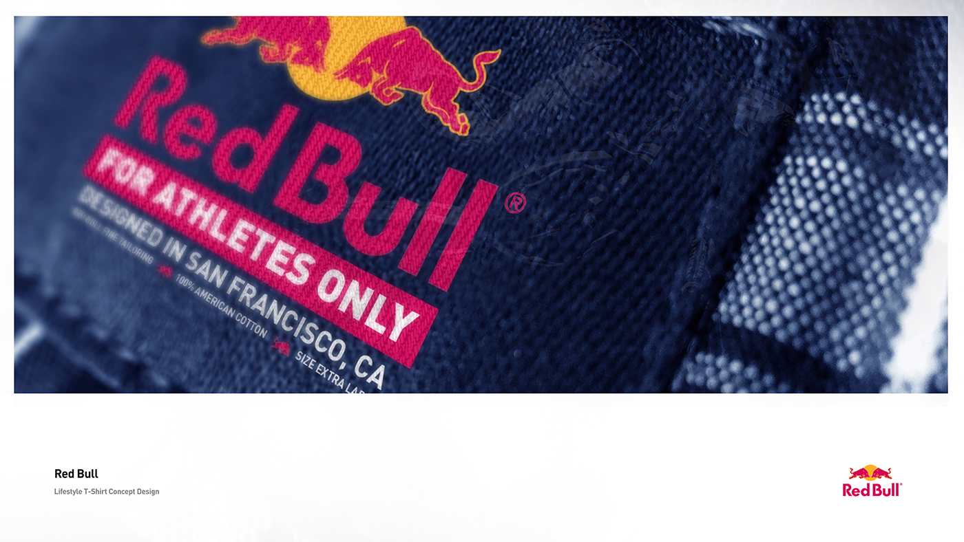 Red Bull - For Athletes Only on Behance 30238fcba54