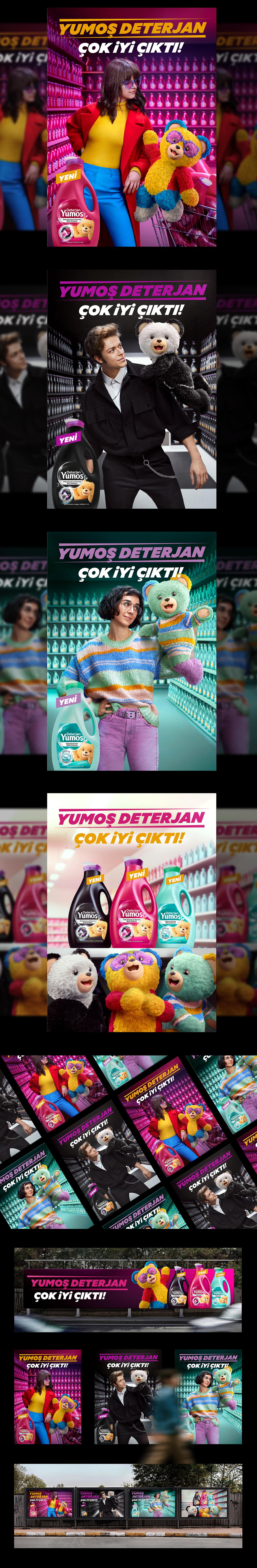 Buse Şay cok iyi cıktı detergent Deterjan Dur bir dakika Semih Türkmen Umit Tasli Unilever Yumoş